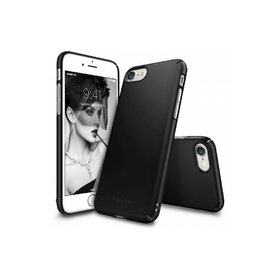 Husa iPhone 7 / iPhone 8 Ringke Slim BLACK