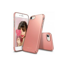 Husa iPhone 7 / iPhone 8 Ringke Slim ROSE GOLD