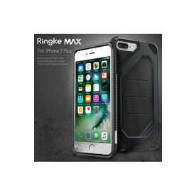 Husa iPhone 7 Plus / iPhone 8 Plus Ringke ARMOR MAX SLATE METAL + BONUS folie protectie display Ringke
