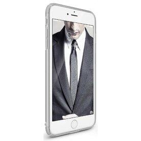 Husa iPhone 7 Plus / iPhone 8 Plus Ringke Slim FROST GREY + BONUS folie protectie display Ringke