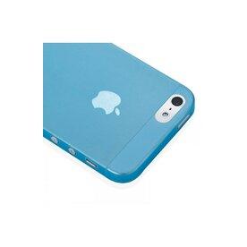 Husa iPhone SE / 5s / 5 Benks Lollipop ALBASTRU Semi-Mat