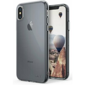 Husa iPhone X Ringke Air Smoke Black