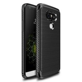 Husa LG G5 Ringke ONYX BLACK + folie Ringke cadou