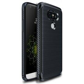 Husa LG G5 Ringke ONYX MIDNIGHT NAVY + folie Ringke cadou