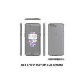 Husa OnePlus 5 Ringke FUSION SMOKE BLACK