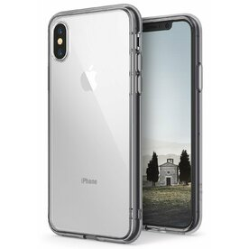 Husa Ringke iPhone X Fusion Smoke Black