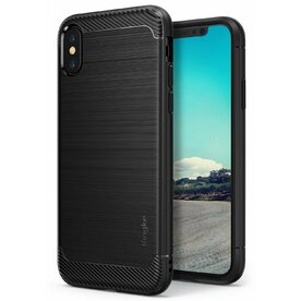 Husa Ringke iPhone X Onyx Black