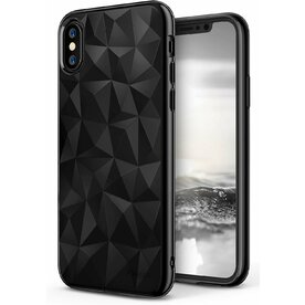 Husa Ringke iPhone X Prism Ink Black