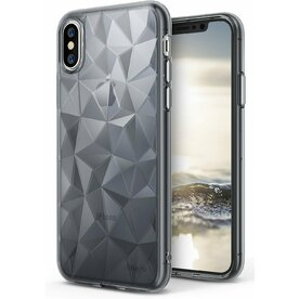 Husa Ringke iPhone X Prism Smoke Black