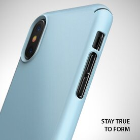 Husa Ringke iPhone X Slim Sky Blue