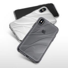 Husa Ringke iPhone X/Xs Flow Smoke Black