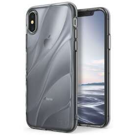 Husa Ringke iPhone X/Xs Flow Smoke Black