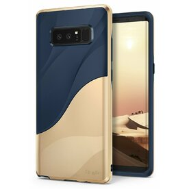 Husa Ringke Samsung Galaxy Note 8 Wave Marina Gold