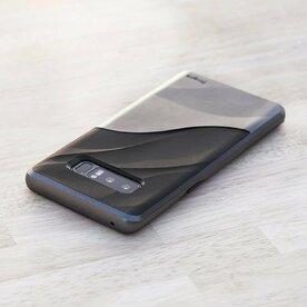 Husa Ringke Samsung Galaxy Note 8 Wave Metallic Chrome