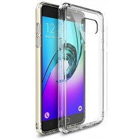 Husa Samsung Galaxy A3 2016 Ringke FUSION CRYSTAL VIEW+BONUS folie protectie display Ringke