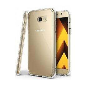 Husa Samsung Galaxy A3 2017 Ringke FUSION CLEAR + BONUS folie protectie spate Ringke