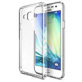 Husa Samsung Galaxy A7 2015 Ringke FUSION CRYSTAL VIEW+BONUS folie protectie display Ringke