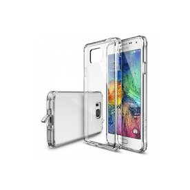 Husa Samsung Galaxy Alpha Ringke FUSION CRYSTAL VIEW TRANSPARENT+BONUS folie protectie display Ringke