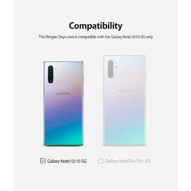 Husa Samsung Galaxy Note 10 / Note 10 5G Ringke Onyx Negru