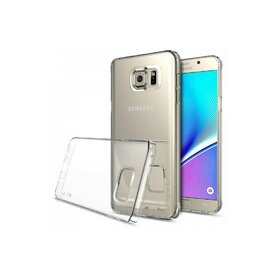 Husa Samsung Galaxy Note 5 Ringke SLIM CRYSTAL TRANSPARENT +BONUS folie protectie display Ringke