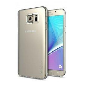 Husa Samsung Galaxy Note 5 Ringke SLIM CRYSTAL TRANSPARENT +BONUS folie protectie display Ringke