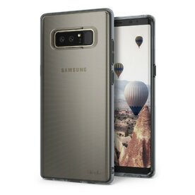 Husa Samsung Galaxy Note 8 Ringke Air Smoke Black