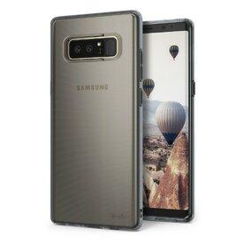 Husa Samsung Galaxy Note 8 Ringke Air Smoke Black