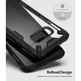 Husa Samsung Galaxy S10e Ringke FUSION X Transparent/Negru