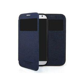 Husa Samsung Galaxy S5 Arium French Bumper Flip View negru