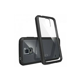 Husa Samsung Galaxy S5 Ringke FUSION BLACK+BONUS folie protectie display Ringke