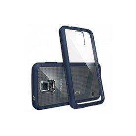 Husa Samsung Galaxy S5 Ringke FUSION DEEP BLUE+BONUS folie protectie display Ringke