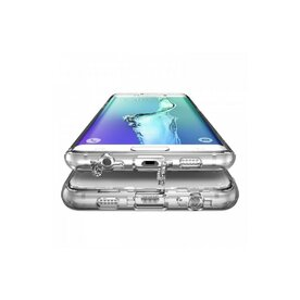 Husa Samsung Galaxy S6 Edge Plus Ringke FUSION  CRYSTAL VIEW+BONUS folie protectie display Ringke