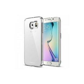 Husa Samsung Galaxy S6 Edge Ringke SLIM  CRYSTAL TRANSPARENT+BONUS folie protectie display Ringke