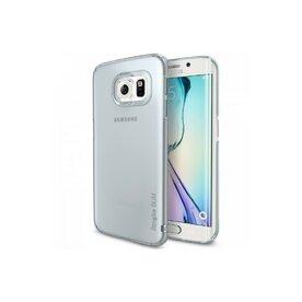 Husa Samsung Galaxy S6 Edge Ringke SLIM FROST GRI + BONUS folie protectie display Ringke