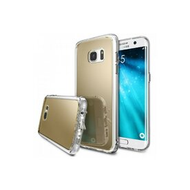 Husa Samsung Galaxy S7 Edge Ringke MIRROR ROYAL GOLD