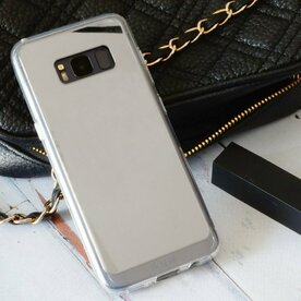 Husa Samsung Galaxy S8 Plus Ringke MIRROR SILVER