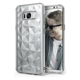 Husa Samsung Galaxy S8 Plus Ringke Prism Clear