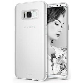 Husa Samsung Galaxy S8 Plus Ringke Slim Frost White