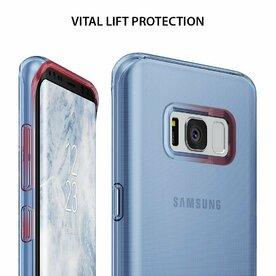 Husa Samsung Galaxy S8 Ringke Air Aqua Blue