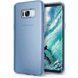 Husa Samsung Galaxy S8 Ringke Air Aqua Blue