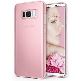 Husa Samsung Galaxy S8 Ringke Slim Frost Pink