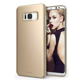 Husa Samsung Galaxy S8 Ringke Slim Royal Gold