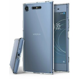Husa Sony Xperia XZ1 Ringke FUSION CLEAR