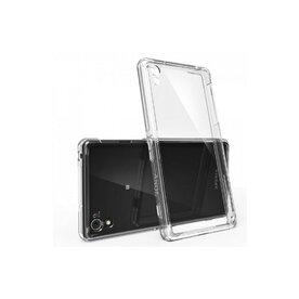 Husa Sony Xperia Z2 Ringke FUSION CRYSTAL VIEW TRANSPARENT+BONUS folie protectie display Ringke