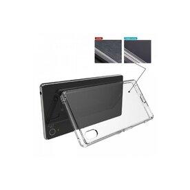 Husa Sony Xperia Z4 Ringke FUSION CRYSTAL VIEW TRANSPARENT+BONUS set 2 folii protectie
