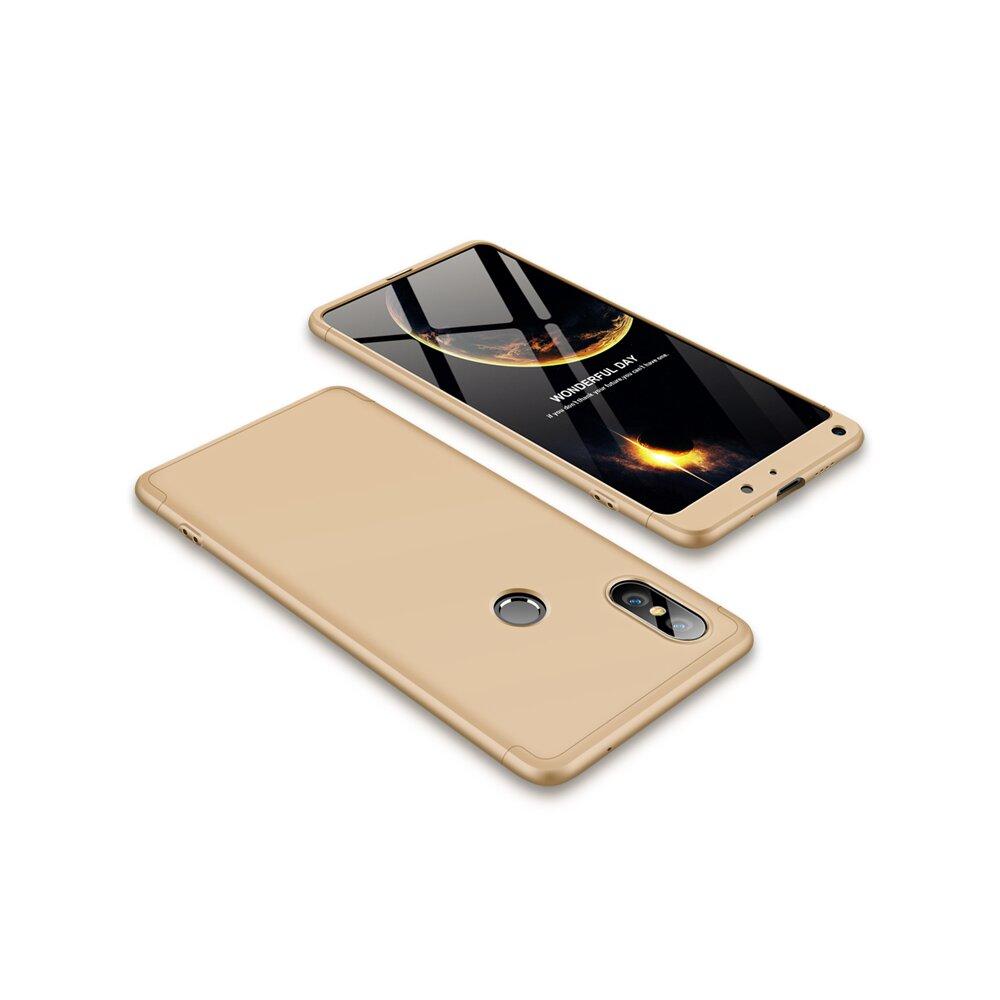 Husa Xiaomi Mi Mix 2S GKK 360 Auriu