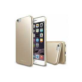 Huse iPhone 6 Plus Ringke SLIM ROYAL GOLD+BONUS Ringke Invisible Defender Screen Protector