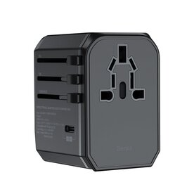 Incarcator retea universal USB USB-C Benks PA36 Power Delivery si Quick Charge 3.0 Negru