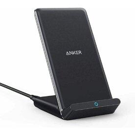 Incarcator universal wireless QI Anker PowerWave Stand 10W Negru