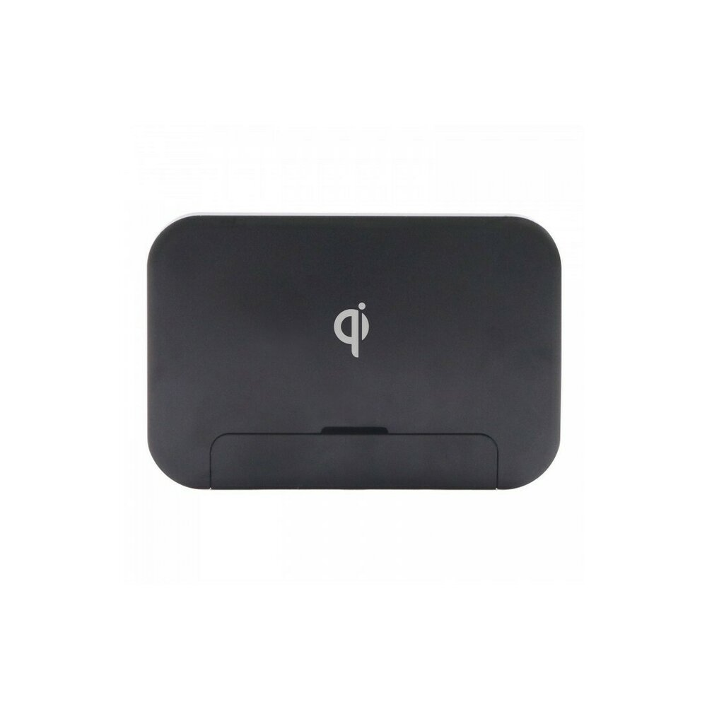Incarcator universal wireless Qi Freedy hibrid negru